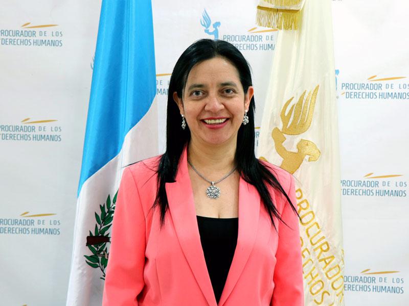 Claudia Eugenia Caballeros Ordóñez