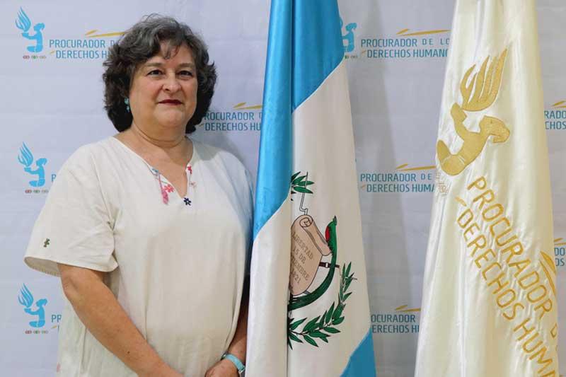 Dora Ruth Del Valle Cobar